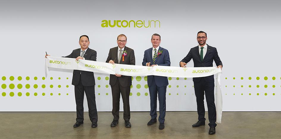 Autoneum expandiert mit zwei weiteren Werken in China