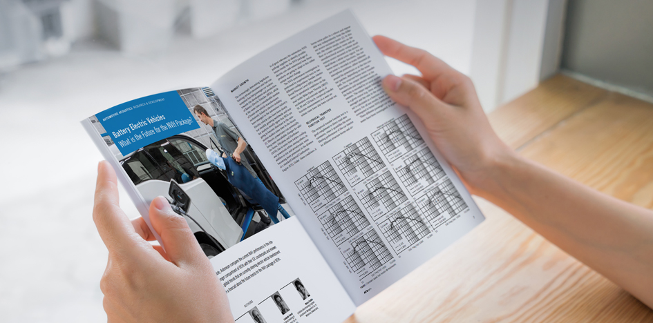 """Autoneum und ATZ veröffentlichen Fachmagazin """"Automotive Acoustics"""""""