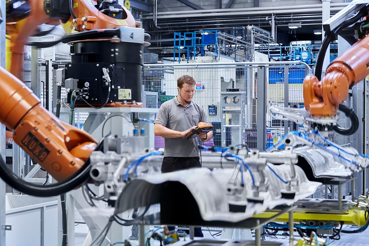 Autoneum Production System